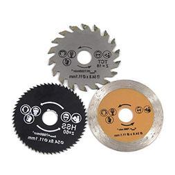 Saw Blades - 3pcs 54 8mm Diameter Mini Circular Saw Blade Sp