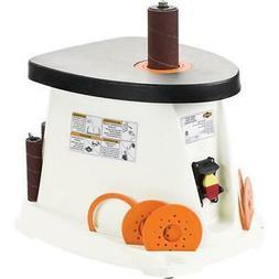 Shop Fox W1831 1/2 HP Single Phase Oscillating Spindle Sande