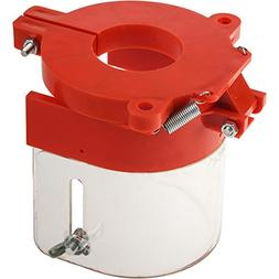 Spring Loaded Chuck Safety Guard fits Drill Presses with 40m