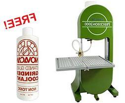 Studio Pro Precision 2000 Bandsaw w/ 2 Blades & FREE 8oz. No