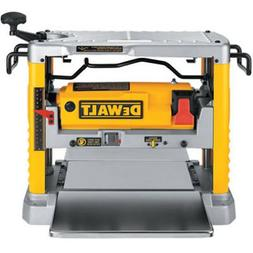 New Dewalt 15 amp 12-1/2 inch Thickness Planer, Wood Working