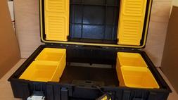 DEWALT Tough System DS130 22 in. Case Tool Box