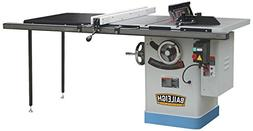 Baileigh TS-1040P-50 Professional Cabinet Style Table Saw, 3