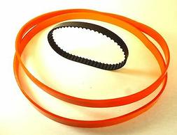 Urethane Band Saw 2 TIRES + 1 Toothed DRIVE BELT for DELTA S