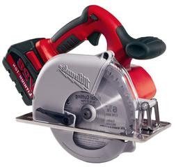 Milwaukee 0740-22 V28 Lithium 6-7/8-Inch Cordless Metal Cutt