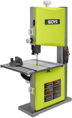 Vertical Band Saw Bench Top Woodworking Blade Tracking Power