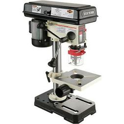 Shop Fox W1667 1/2 HP 8-1/2-Inch Bench-Top Oscillating Drill