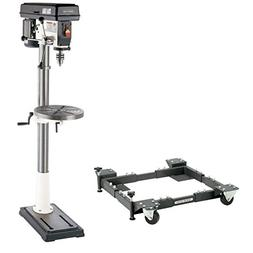 Shop Fox W1680 17-inch 1 HP Floor Drill Press with D2260A Mo