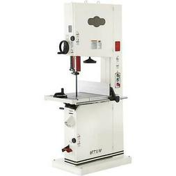 Shop Fox W1770 5 H.P. 21 Bandsaw with Micro-Adjusting Rack &