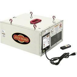 Shop Fox W1830 1/8 HP Single Phase 3-Speed 409 CFM Hanging A