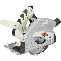 Shop Fox W1835 Track Saw w/ Plunge Cutting Action and True R
