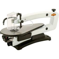 Shop Fox W1870 18 Inches VS Scroll Saw with LED and Rotary T