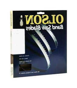 "Olson Saw WB56372DB Hard Edge Band Saw Blade, 72-1/2"""