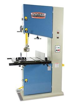 """Baileigh WBS-22 22"""" Industrial Wood Working Vertical Bandsaw"""
