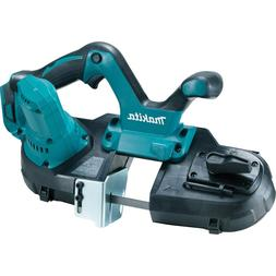 Makita XBP01Z 18-Volt LXT Cordless Portable Band Saw Bare To