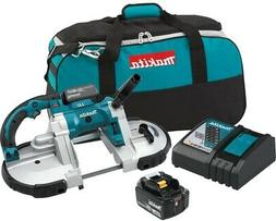 Makita XBP02TX 18V LXT Lithium-Ion Cordless Portable Band Sa