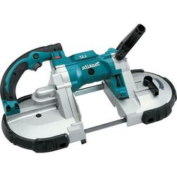MAKITA XBP02Z Cordless Band Saw,Bare Tool,18V
